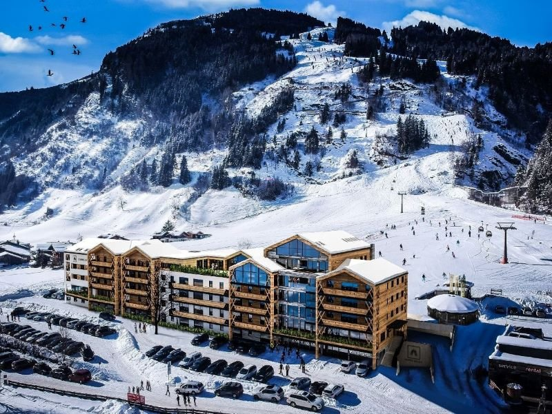 Investment opportunity - Apartments directly on the ski slope