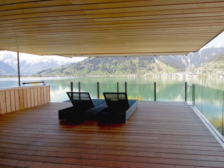 Apartment by the lake in Zell am See